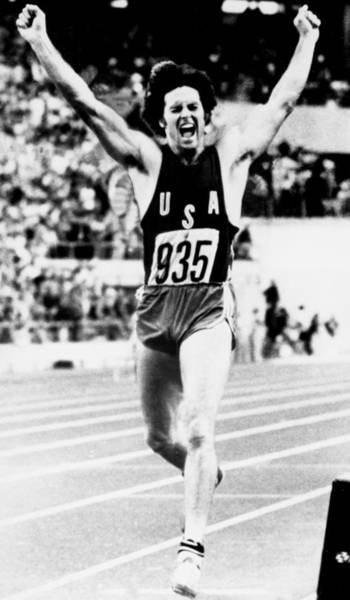 Olympics Photograph - Bruce Jenner Competing At The 1976 by Everett
