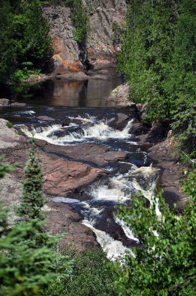 Wall Art - Photograph - Brule River Rapids by John Ricker