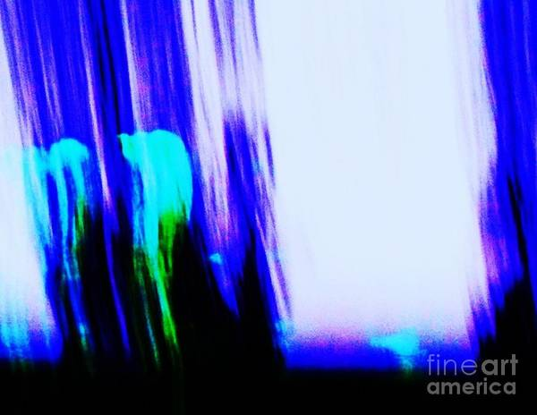 Wall Art - Painting - Brush Of Color And Light by Eric  Schiabor