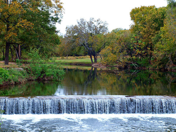 Photograph - Brushy Creek IIi by James Granberry