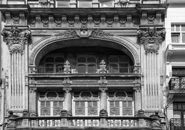 Photograph - Brussels Architecture by Georgia Fowler