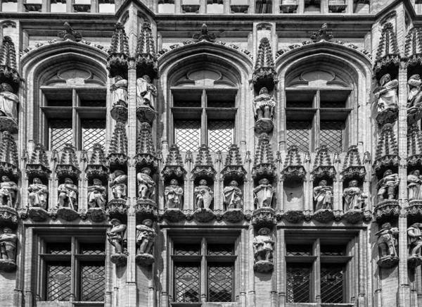 Photograph - Brussels Gothic Architecture by Georgia Fowler