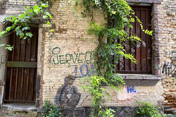 Photograph - Brussels Street Art by Georgia Fowler