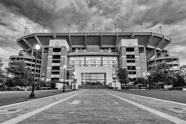 Wall Art - Photograph - Bryant - Denny Stadium -- Walk Of Champions by Stephen Stookey