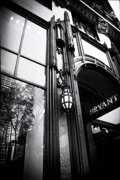 Photograph - Bryant Park Reflections by Jessica Jenney