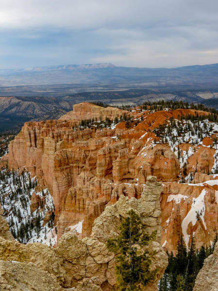 Photograph - Bryce Canyon Series #7 by Patti Deters