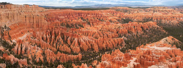 Wall Art - Photograph - Bryce Canyon Panorama by Rich Leighton