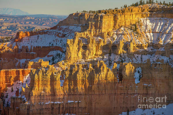 Wall Art - Photograph - Bryce Canyon Quiet Afternoon by Mike Reid