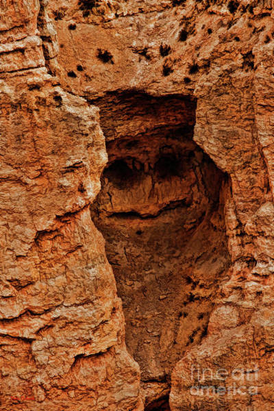 Photograph - Bryce Canyon Rock Face by Blake Richards