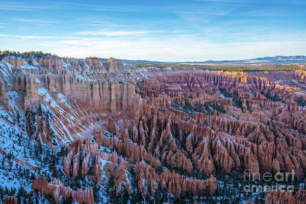 Wall Art - Photograph - Bryce Canyon Utah Afternoon Serenity by Mike Reid