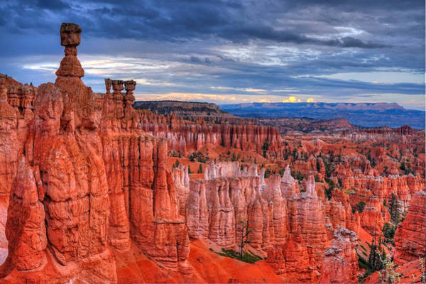 Wall Art - Photograph - Bryce Hammered by David Ross