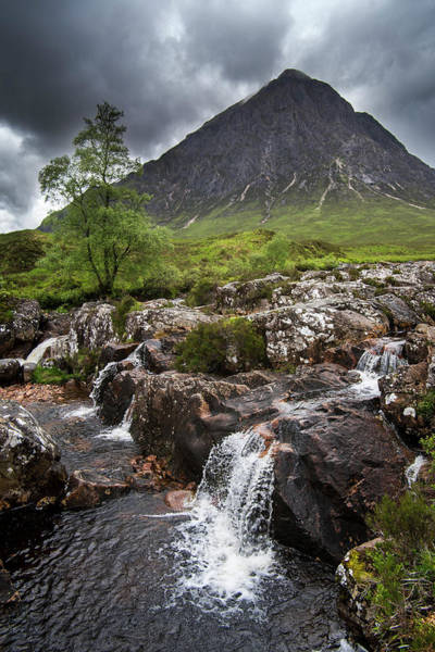 Photograph - Buachaille Etive Mor by Arterra Picture Library