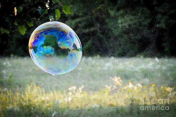 Photograph - Bubble by Cheryl McClure