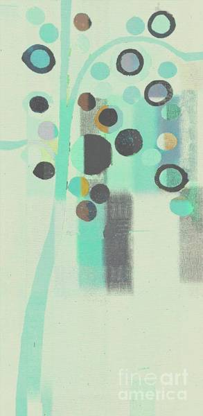 Wall Art - Painting - Bubble Tree - S85c39r by Variance Collections