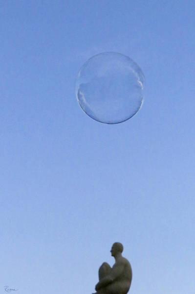 Photograph - Bubbled by Rasma Bertz