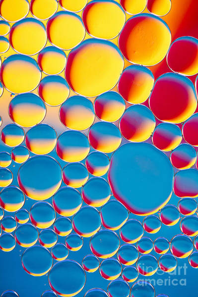 Kaleidoscopes Photograph - Bubblicious by Tim Gainey