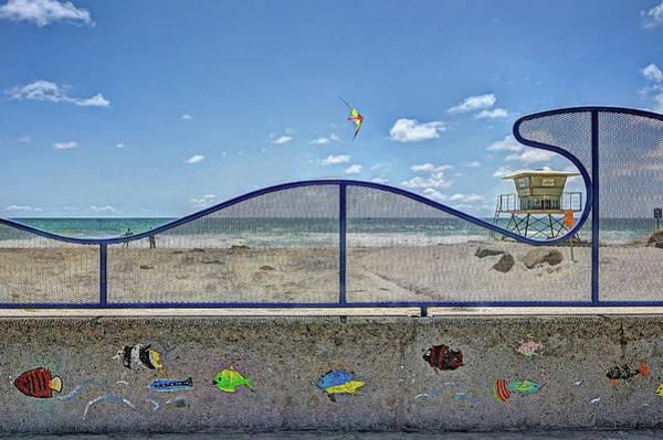 Wall Art - Photograph - Buccaneer Beach by Ann Patterson