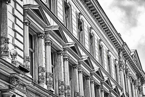 Photograph - Bucharest Architecture - Romania by Stuart Litoff