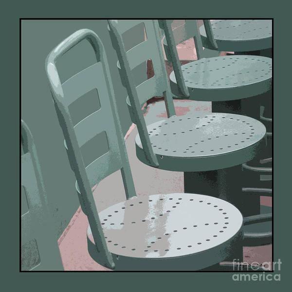 Digital Art - Bucket List Seatb by Megan Dirsa-DuBois