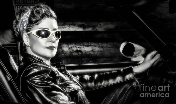 Photograph - Buckle Up by Brad Allen Fine Art