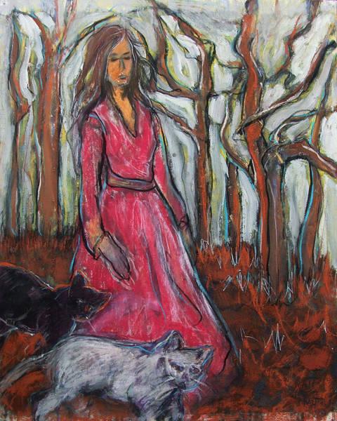 Pastel - Buckley And Whiteness by Katt Yanda