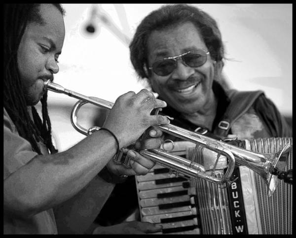 Photograph - Buckwheat Zydeco by Jim Mathis