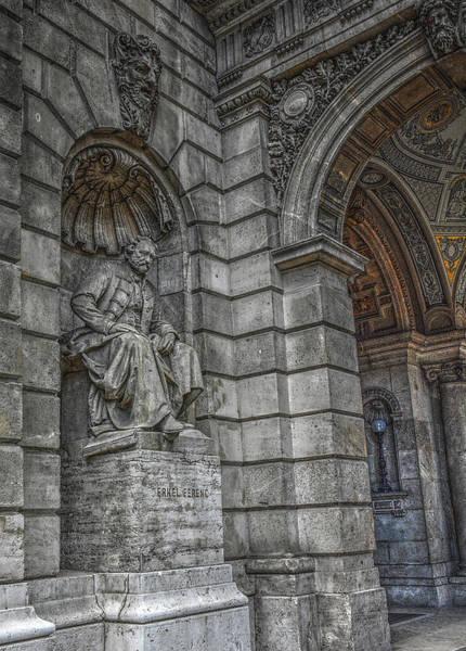 Photograph - Budapest Opera  by Michael Kirk
