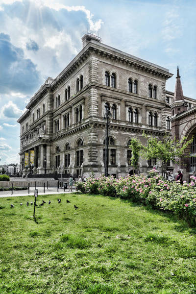 Photograph - Budapest Spring by Sharon Popek