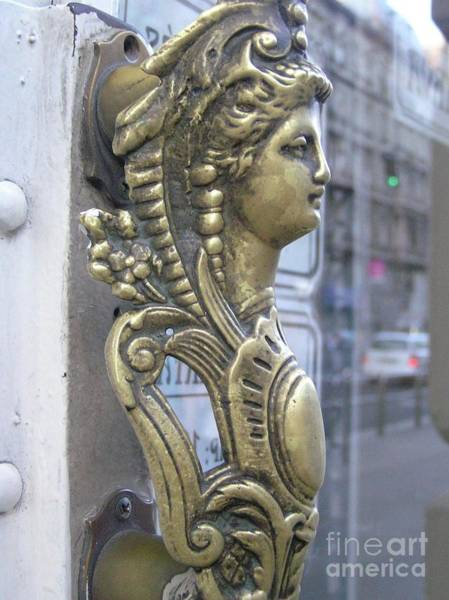 Photograph - Budapestlady by Mary Kobet