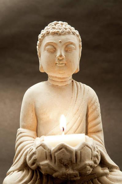 Photograph - Buddha by Fabrizio Troiani