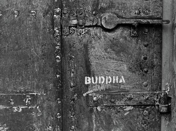 Wall Art - Photograph - Buddha by Laurie Stewart