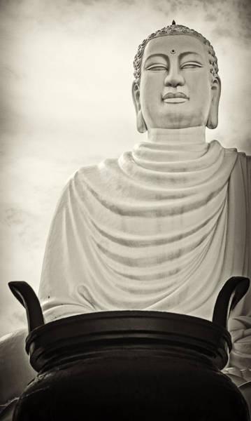 Photograph - Buddha Pot by Cameron Wood