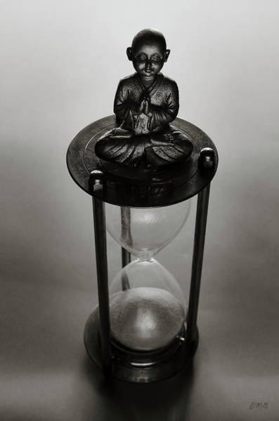 Photograph - Buddha Vii Toned by David Gordon