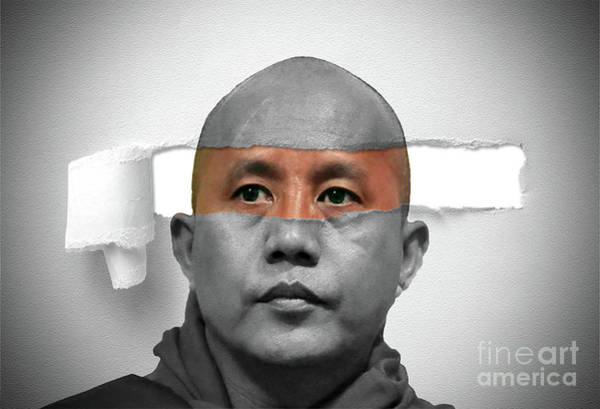 Photograph - Buddhists Convicted Of Muslim Massacre In Myanmar by Sajid Ch