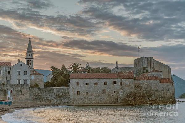Stari Photograph - Budva Stari Grad by Antony McAulay