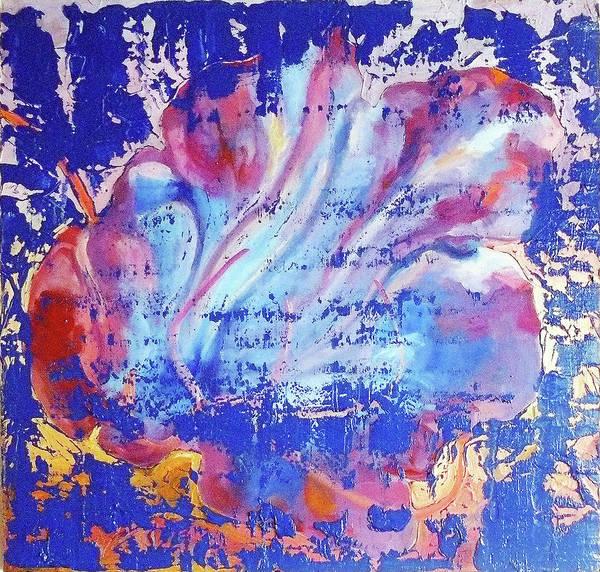 Painting - Bue Gift by Eva Konya