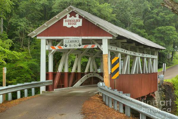 Garrett County Wall Art - Photograph - Buffalo Creek Crossing by Adam Jewell