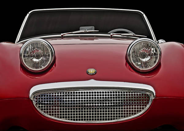 Roadster Wall Art - Digital Art - Bug-eyed Sprite by Douglas Pittman