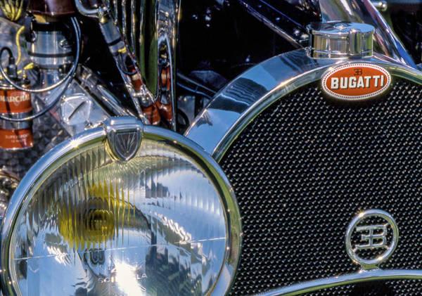 Bugatti Art Print