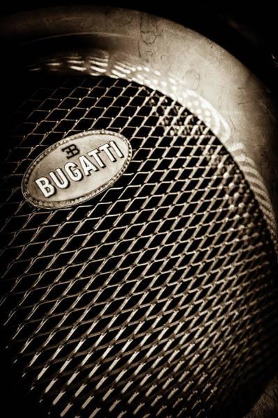 Photograph - Bugatti Veyron Legand -0520s by Jill Reger