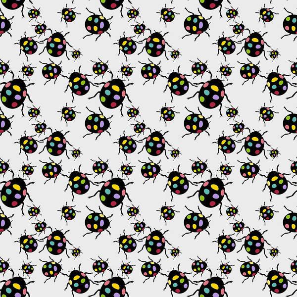 Wall Art - Digital Art - Bugs  by Mark Ashkenazi