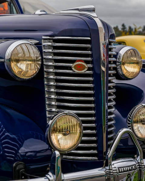 Photograph - Buick 8 by Thomas Hall