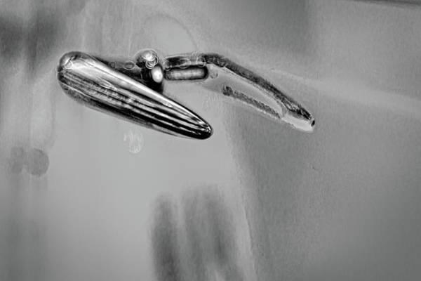 Photograph - Buick Lasalle Door Handle by Stuart Litoff