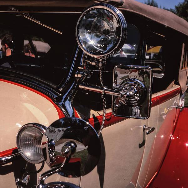 Buick Phaeton Art Print