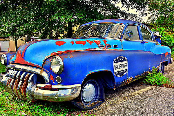 Photograph - Buick Super 2 by Lisa Wooten