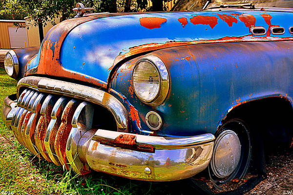 Photograph - Buick Super 3 by Lisa Wooten