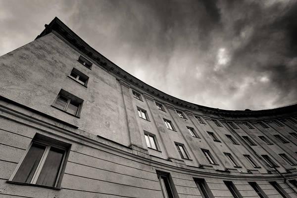 Photograph - Building #9180 by Andrey  Godyaykin