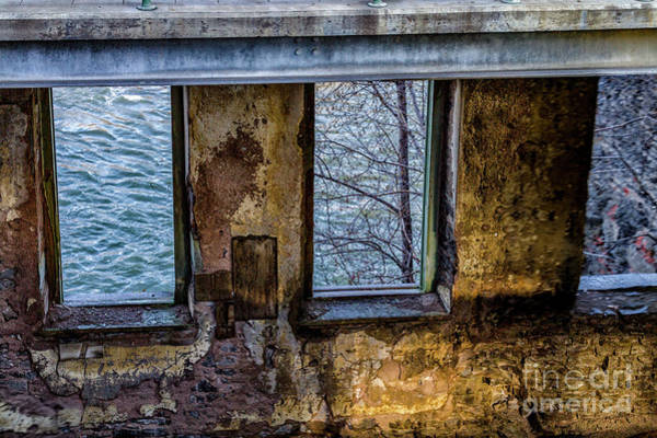 Photograph - Building Decay by William Norton