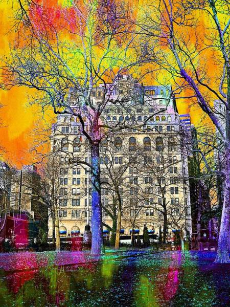 Photograph - New York Building Series 01 by Carlos Diaz