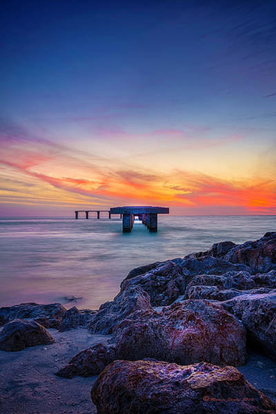 Wall Art - Photograph - Built On The Horizon by Marvin Spates